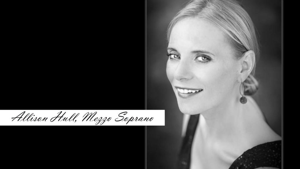 Allison Hull Mezzo Soprano